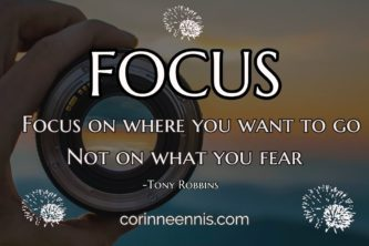 Today's Gold Nugget: FOCUS