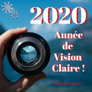 2020 Votre Année de Vision Claire