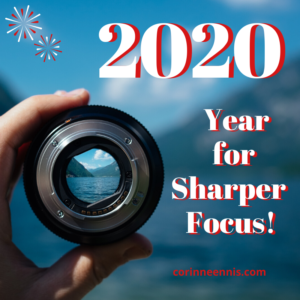2020 Your Year for Sharper Focus