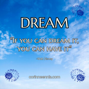 Today's Gold Nugget: DREAM