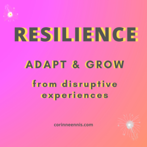 Today's Gold Nugget: RESILIENCE